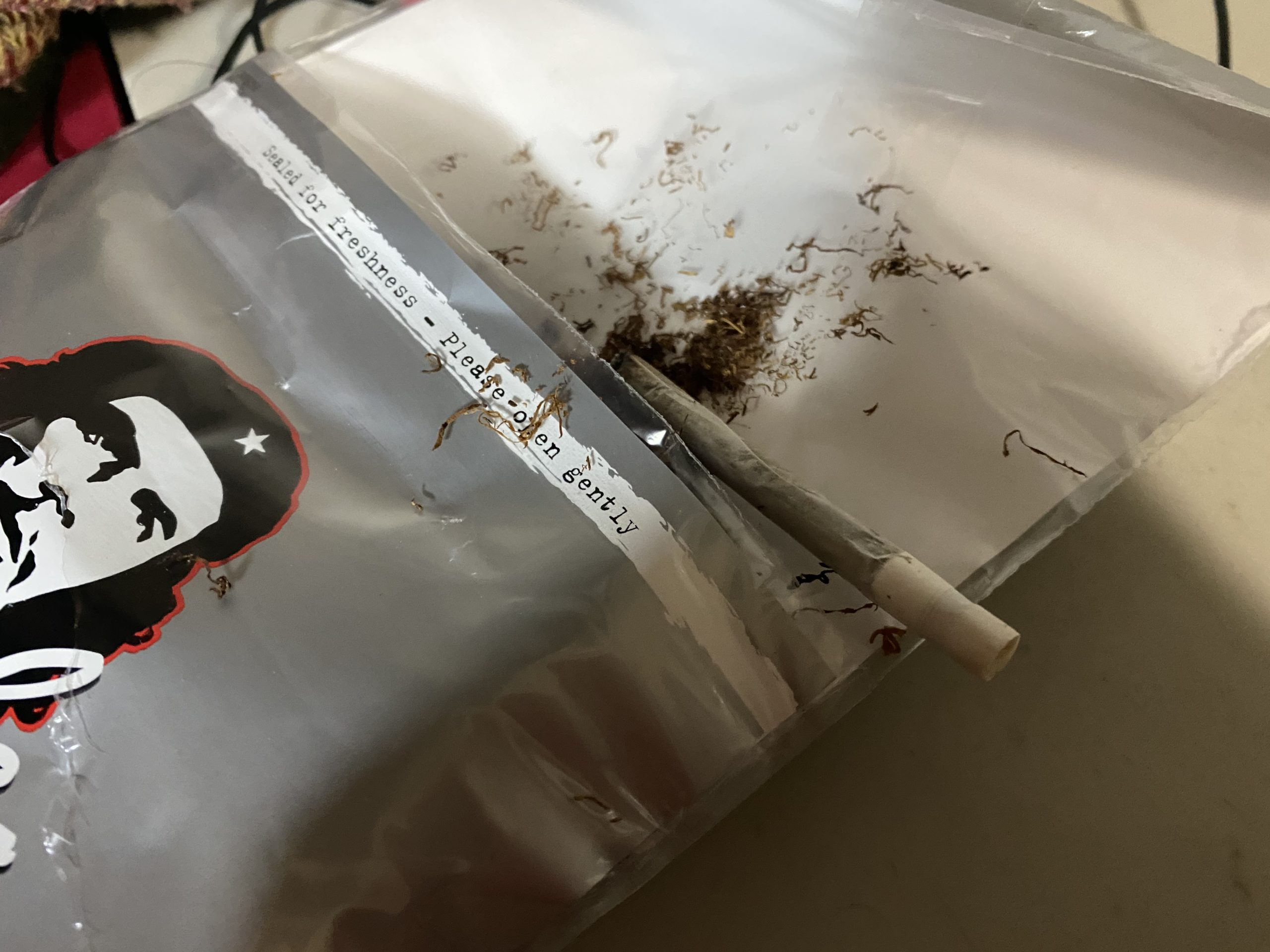 手巻きタバコ